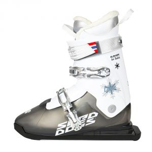 sled dogs snowskates lunde